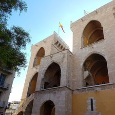 #Torres de Quart. #Valencia #Spain  #españa Valencia, Instagram Posts, Towers