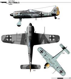 Focke-Wulf Fw-190A-3 ~ BFD