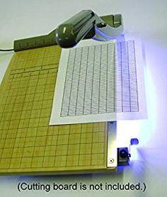 Kit de iluminación LED Franja para cortador de cortadora de papel 9112, 9115