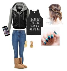 """School day"" by nickibrian on Polyvore"