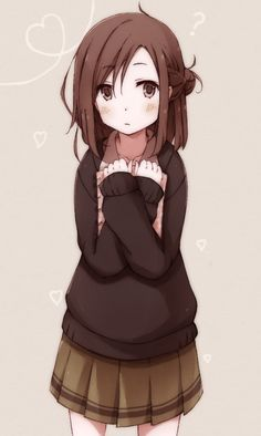 One Week Friends {{Kaori! Cool Anime Girl, Anime Guys, Manga Anime, One Week Friends, That One Friend, Kawaii Girl, Kawaii Anime, Anime Suggestions, Hyouka