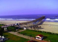Rosarito Beach Hotel Pier - © Kathleen Crislip