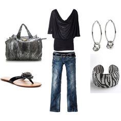 Cute outfit :  )