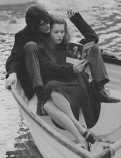Kate Moss in A Life in the Theatre. Photographed by Bruce Weber, styled by Joe McKenna. Vogue Italia. October 1996.