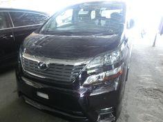 2011 Toyota Vellfire 2.4