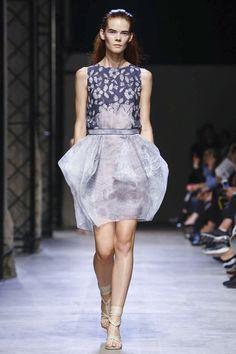 Léonard Ready To Wear Spring Summer 2015 Paris