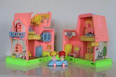 Image result for vintage Lucie Village toys