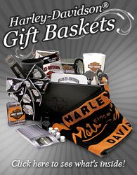 Gift Basket. Melissa Renee Mora · Harley Davidson Baskets
