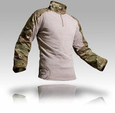 Crye Precision | Combat Shirt AC | Combat Apparel is designed specifically for the demands of harsh operational environments. The Combat Apparel line incorporates several unique technologies.