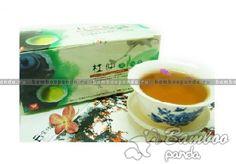 Чай китайский от давления Ду Джун из листьев эвкоммии вязолистной