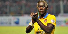 Arsenal Defender Bacary Sagna Milan Target