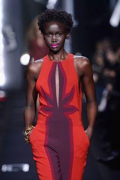 NY Fashion Week: Diane Von Furstenberg F/W 2013