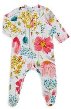 d499fb06af89 Catimini - Baby s Floral Printed Footie
