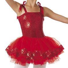 NEW KIDS CHRISTMAS DANCE PARTY COSTUME HOLIDAY PAGEANT PERFORMANCE DRESS