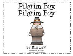 Pilgrim Boy, Pilgrim Boy