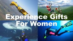 Experience Gifts For Women (Activity & Adventure Gift Ideas)