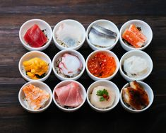 Sushi here is practically a religion—and rightly so.