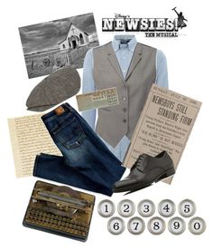 """""""Jack Kelly"""" by claquesous ❤ liked on Polyvore"""