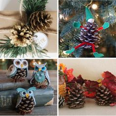 AD-Creative-Pinecone-Crafts-For-Your-Holiday-Decorations-05-1.jpg (736×736)