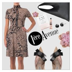 """1ere Avenue"" by deeyanago ❤ liked on Polyvore featuring Joseph Ribkoff, Miu Miu, MM6 Maison Margiela, Herbivore, Aesop, classy, StreetSyle, premiereavenue and JosephRibkoff"