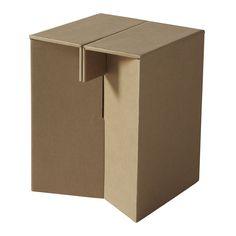 Karton Group Box Stool