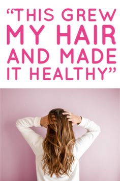 Hair grows only 1/2 an inch per month.. how do we speed up hair growth while making our hair healthier and stronger? This oil gets the job done #hair #hairgoals #hairgrowth Dandruff Remedy, Thick Hair Problems, Aloe For Hair, Hair Detox, Reverse Hair Loss, Hair Lotion, Hair Protein, Hair Thickening