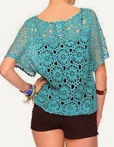 Crochet treasure trove: Shirts