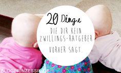 20 Dinge über Zwillinge, die dir niemand vorher sagt