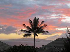 Wailea Sunset on Maui | Photo by Sue Frause