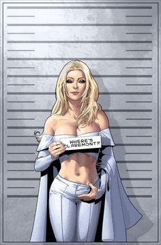 Marvel's Wants You... to Make Emma Frost Memes for #XMenMonday - Bleeding Cool News And Rumors