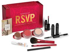 This is the set that the Pretty Amaing Rowdy lip color came in.  Only posted for reference on the color.