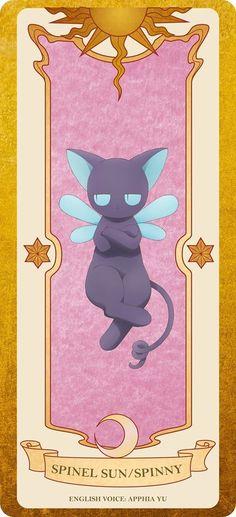Ccs Kero Sakura, Cardcaptor Sakura, Spinel Sun, Sailor Moon Birthday, Manga Anime, Anime Art, Haruhi Suzumiya, Xxxholic, Card Captor