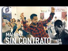 MALUMA - SIN CONTRATO - Salsation choreography by Alejandro Angulo - YouTube