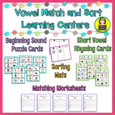 Vowel Match and Sort