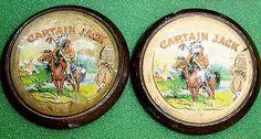Horse Bridle Rosettes ... Captain Jack