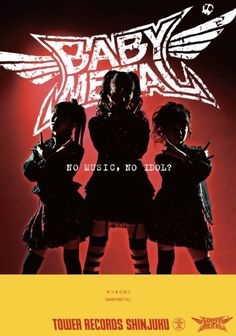 """BABYMETAL, a heavy metal offshoot of the Japanese pop idol group SAKURA GAKUIN that performs a distinctly Japanese mix of schoolgirl J-pop and death metal, will release a new single, """"Like!"""", on March 7 via iTunes. A video for the edited version of the song — which combines pop with extreme metal guitars, an occasional growl or two and a tinge of hip hop — can be seen below."""
