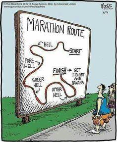 Bahahahaha  I feel like this perfectly describes the Race to Robie!