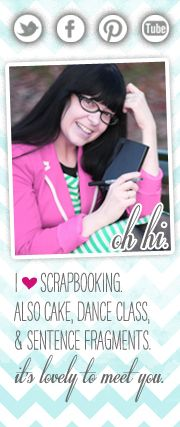 paper: pretty paper. true stories. {and scrapbooking classes with cupcakes.}: 10 Things :: June 2012 (how to pack for a scrapbooking crop)