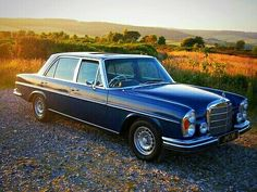 1971 Mercedes-Benz 280 SE 3.5 Saloon