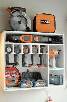 Garage Organization- CLICK THE PIC for Lots of Garage Storage Ideas. 59566875 #garage #garagestorage