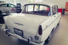 Nos propusimos restaurar el Toyota más antiguo de Arequipa, un Toyota Tiara de 1964. Demostrando así la calidad insuperable de los autos Toyota sumada a la destreza y profesionalismo que brinda el servicio de Mistui. Mira el video de todo el proceso aquí https://youtu.be/pAT_txrauHs
