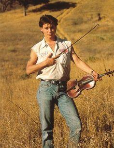 1988 Timothy White Photo Shoot