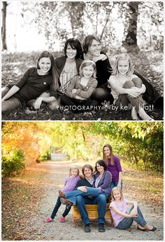beautiful family session - kelly klatt