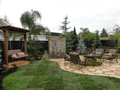 Increase the livability of your outdoor space with the elements of fire, water, earth and a few more necessities.