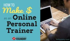 How To Make Money As An Online Personal Trainer