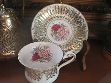 Cup Saucer Paragon porcelain BY Appointment to her Majesty the Queen England