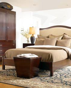 Stickley Chelsea Bed #bedroom