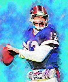 Jim Kelly Pastels Painting - Virtual Painter 6.