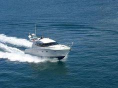 Azimut 36 Yacht Charter, 2 cabins, 4+2 berths. Available in Croatia.