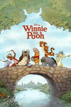 Winnie the Pooh - I saw it, of course. You're never too old for Winnie the Pooh. Disney Films, Disney Love, Disney Pixar, Walt Disney, Disneyland Movies, Disney Animation, Disney Winnie The Pooh, Eeyore, Tigger